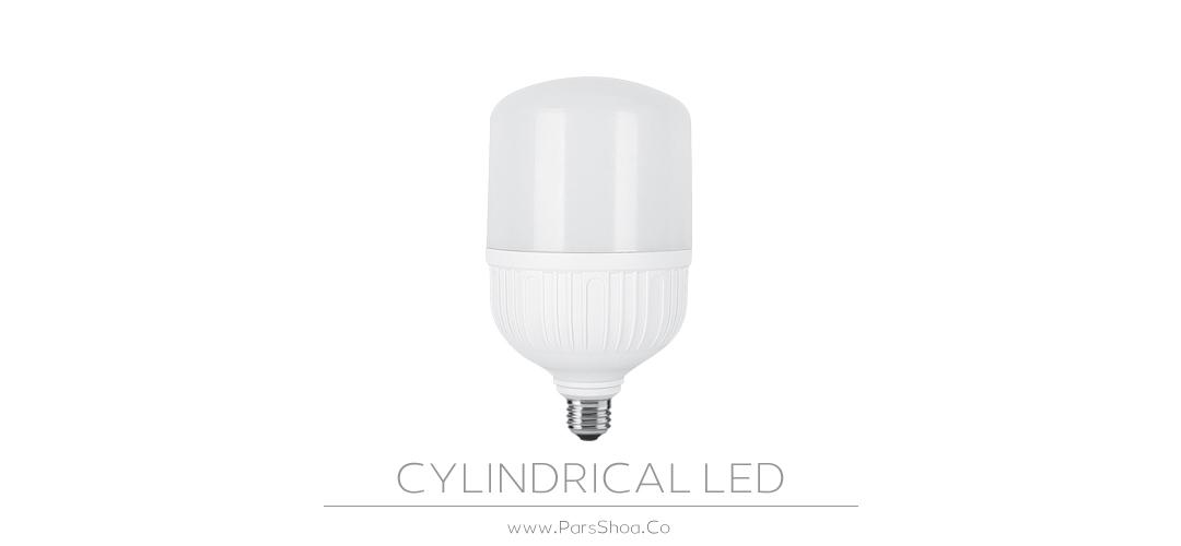 لامپ استوانه ال ای دی 40وات