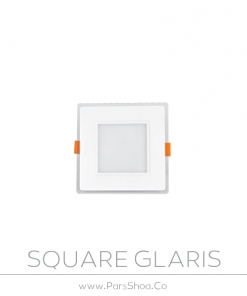 چراغ توکار مربع