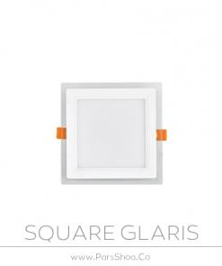 لامپ سقفی مربع