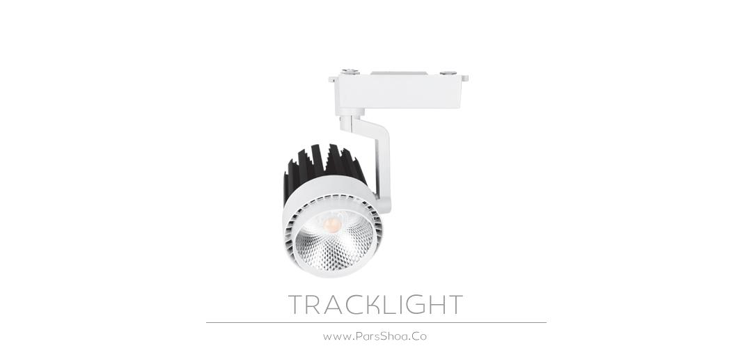 لامپ ریلی 50وات COB