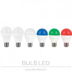 bulb color 9w