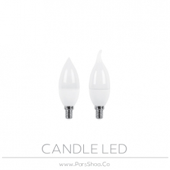 اشکی و شمعی
