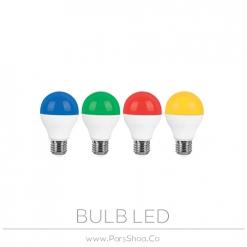 لامپ LED رنگی
