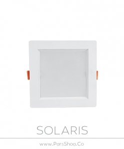 چراغ سولاریس مربع